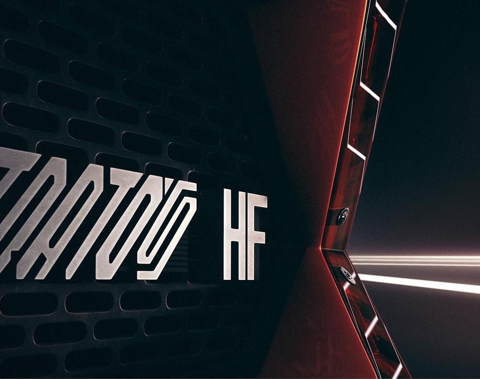Lancia Stratos HF Zero // Retro Runnerby David Schaefer