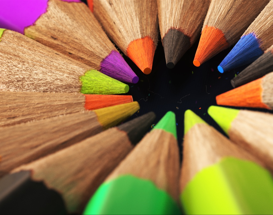 Color Pencilsby artecnl