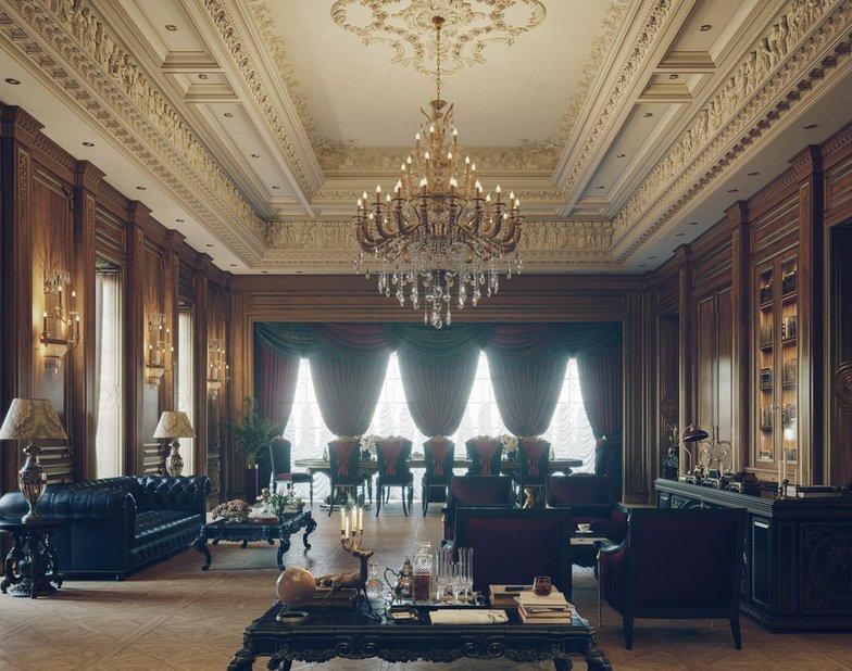 interior design office architecture luxury