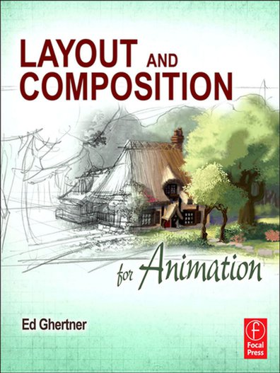layout and composition art book