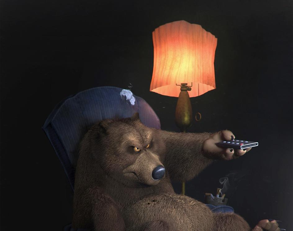 Bear TVby lelatr