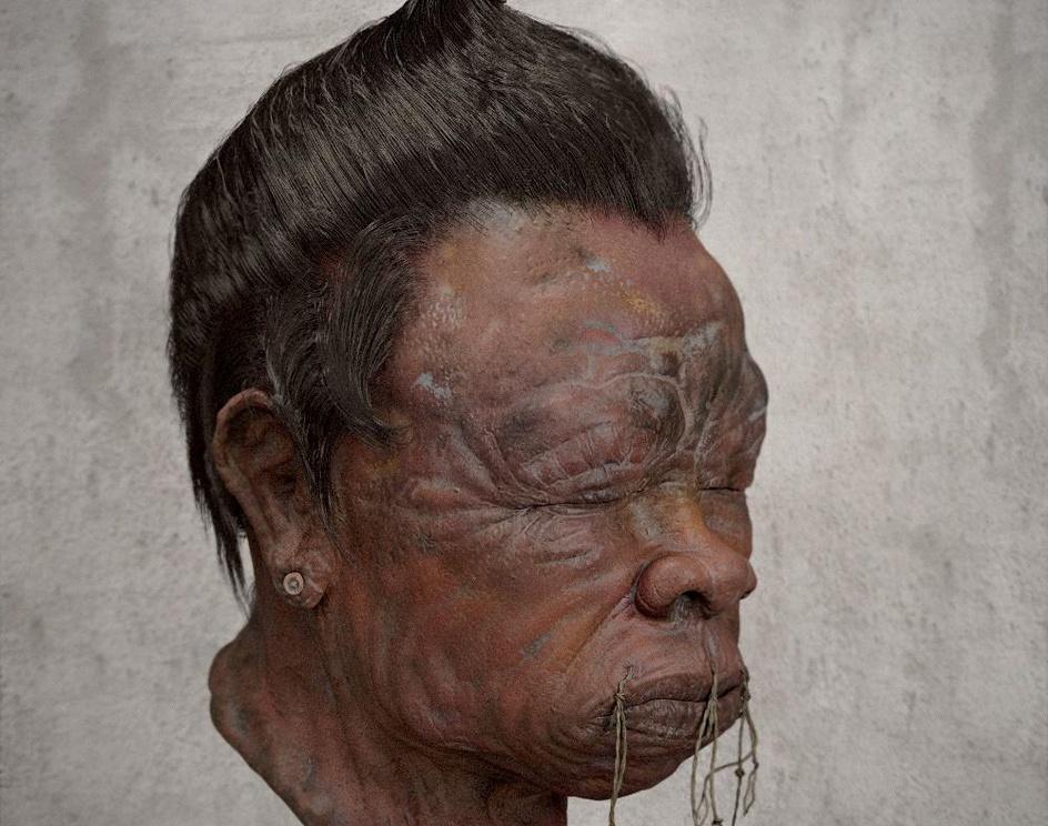 Shrunken headby mauro baldissera