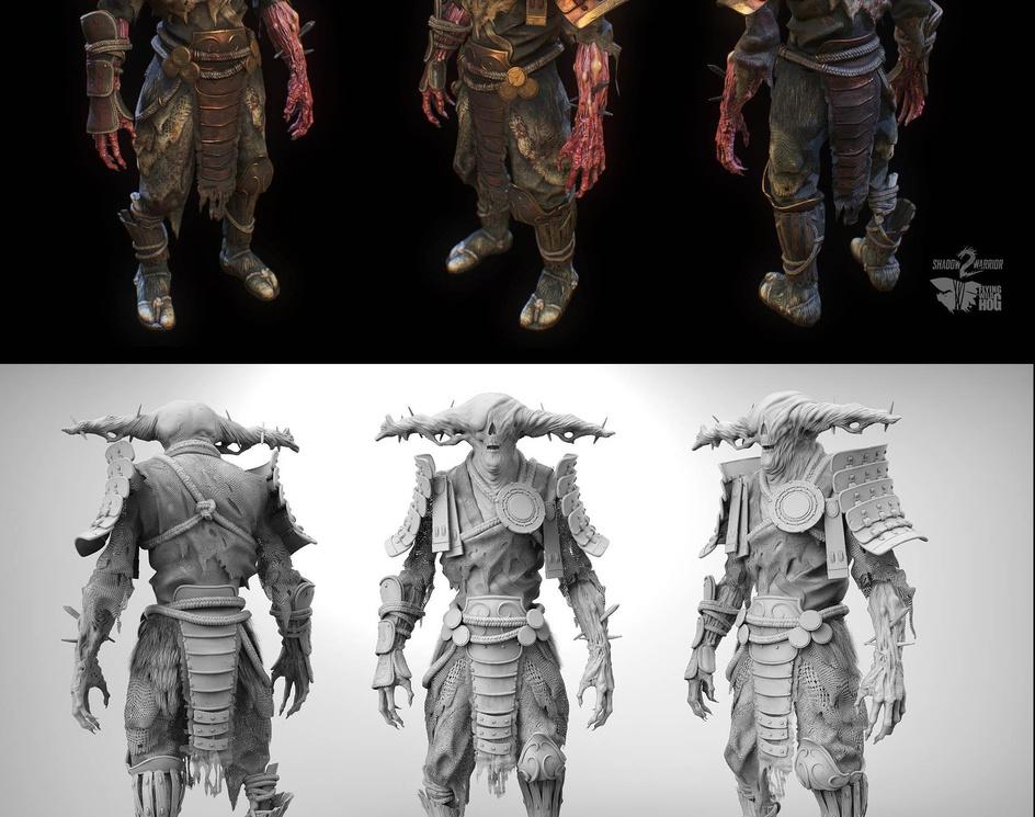 Hobo - Shadow Warrior 2by Pawel Jaruga