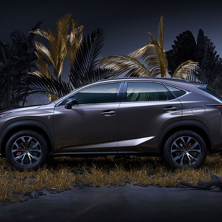 Lexus Side