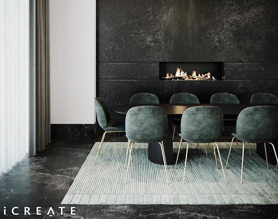 Fireside Officeby iCreate