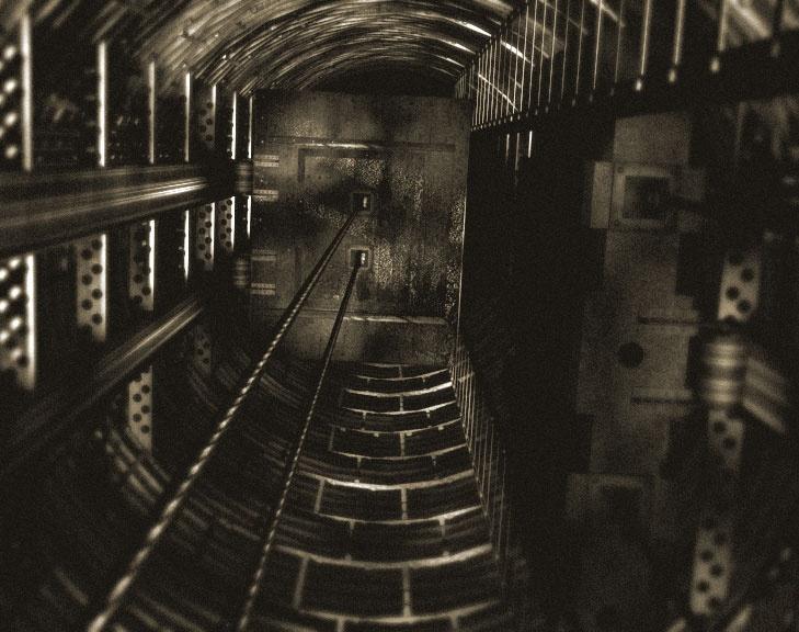 lift shaftby Tom Greenway