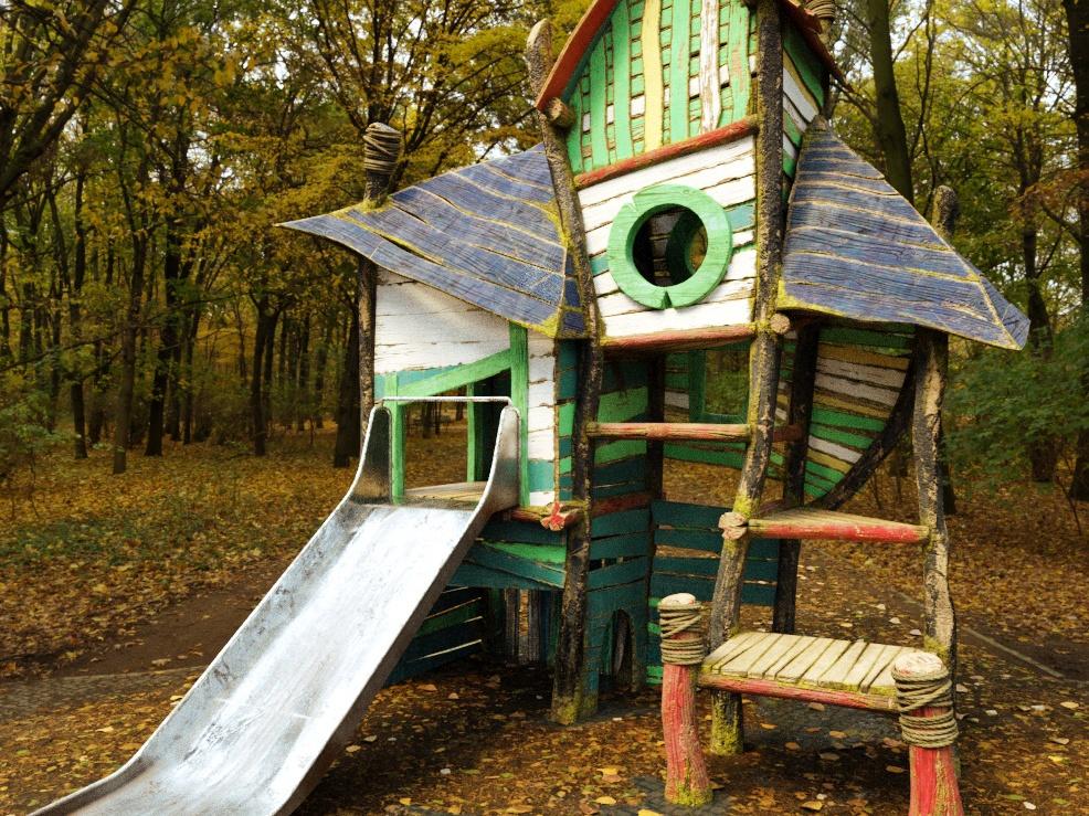 playhouse 3d render setting environment playhouse