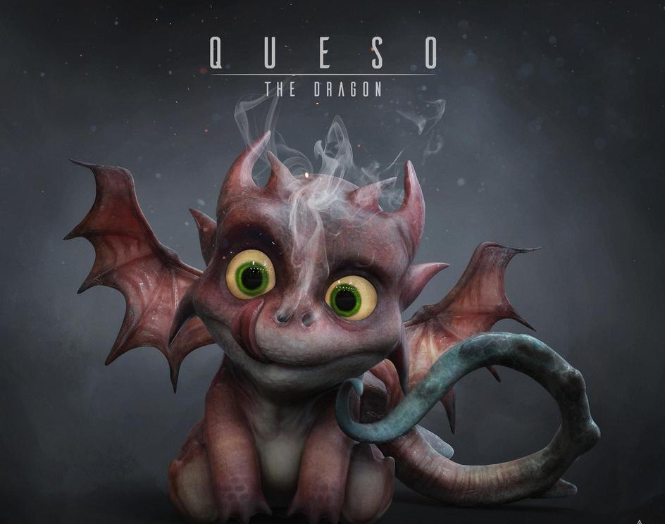 Q U E S O - The Dragonby Limkuk