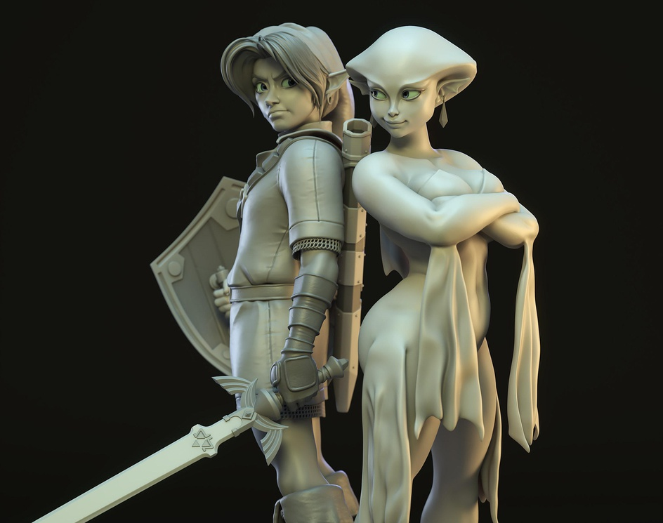 Link and Rutoby DocZenith