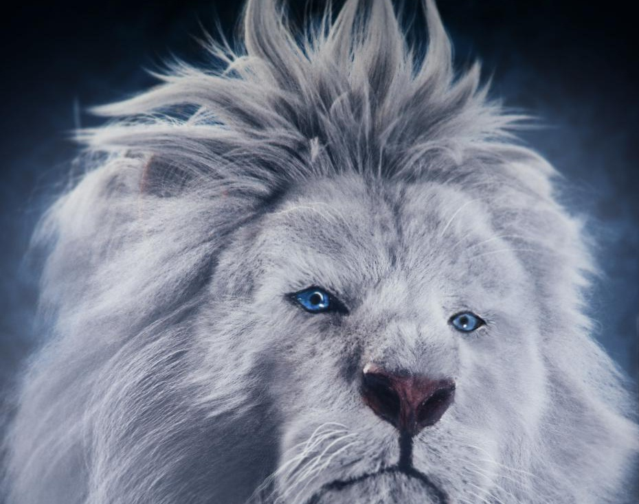 The White Lionby َArash Hadavi