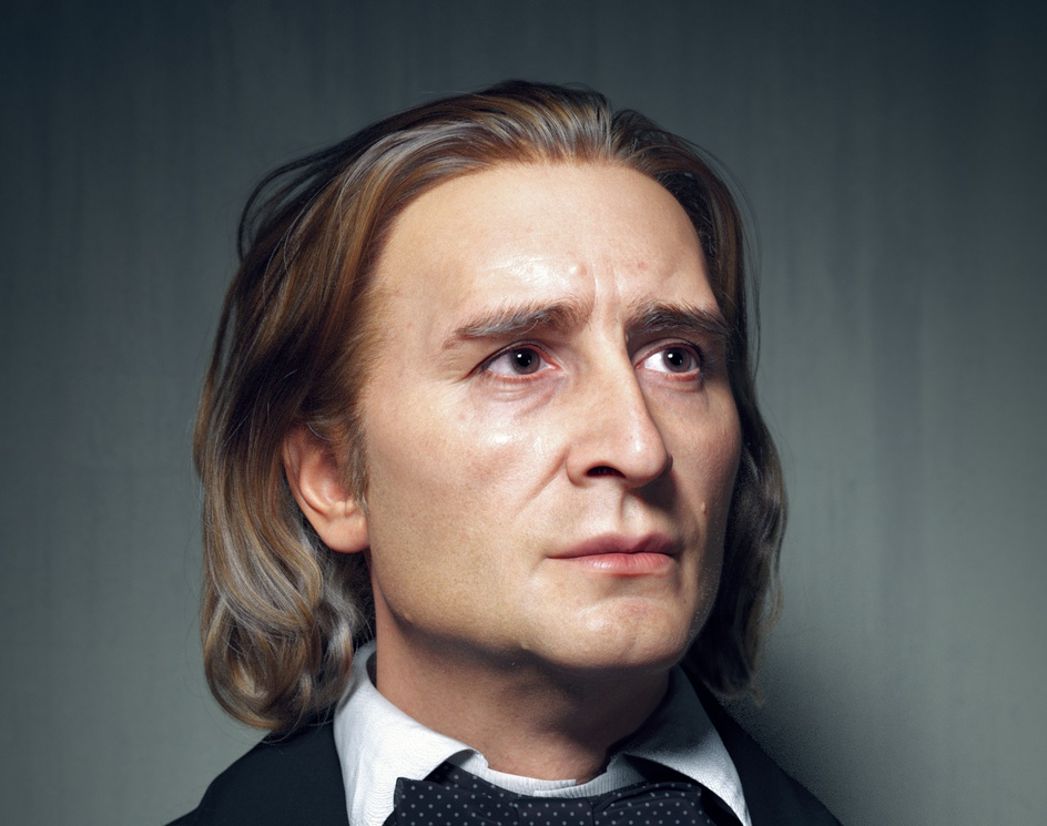 Franz Liszt (1858)by Hadi Karimi