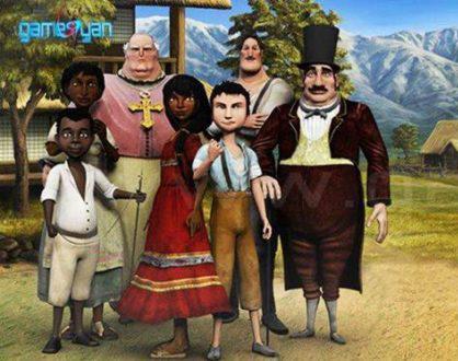 3D Little Heros Movie Character Design Studio By GameYan game development companiesby GameYan