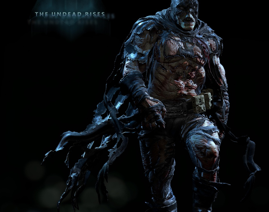 Undead Batmanby ali_jalali