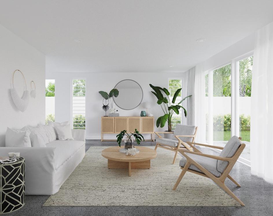 Modern Australian Homeby DEER Design