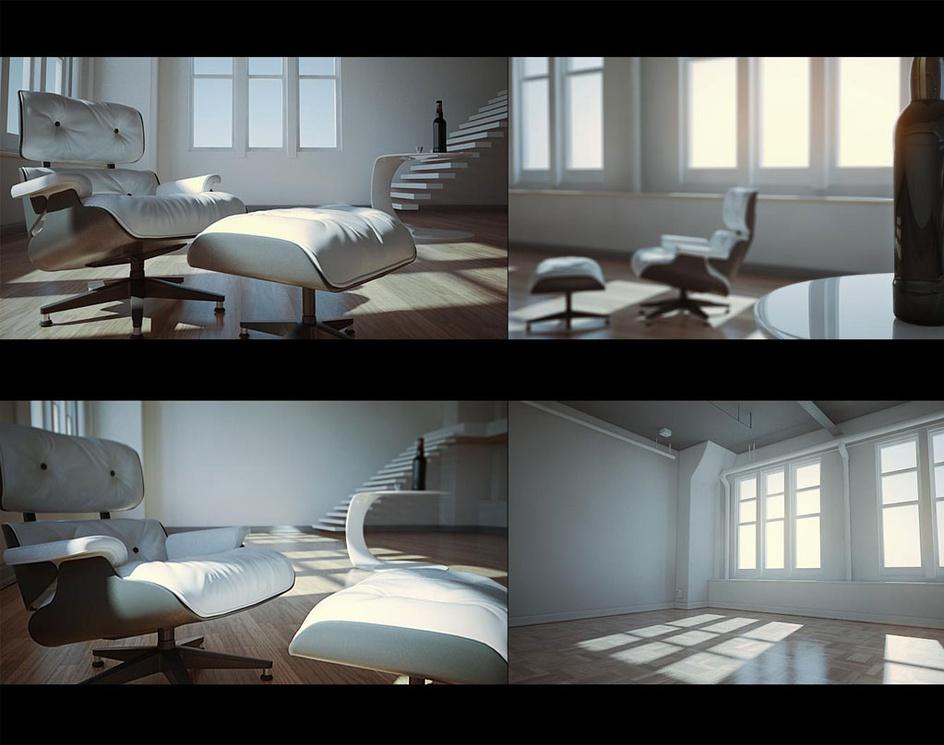 '3D Room'by l.maccarelli