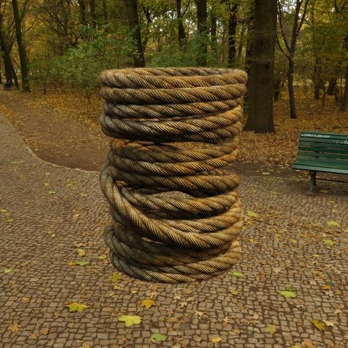 playhouse 3d render setting environment rope material