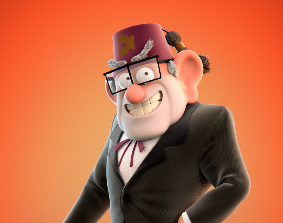 Grunkle Stanby Lopa