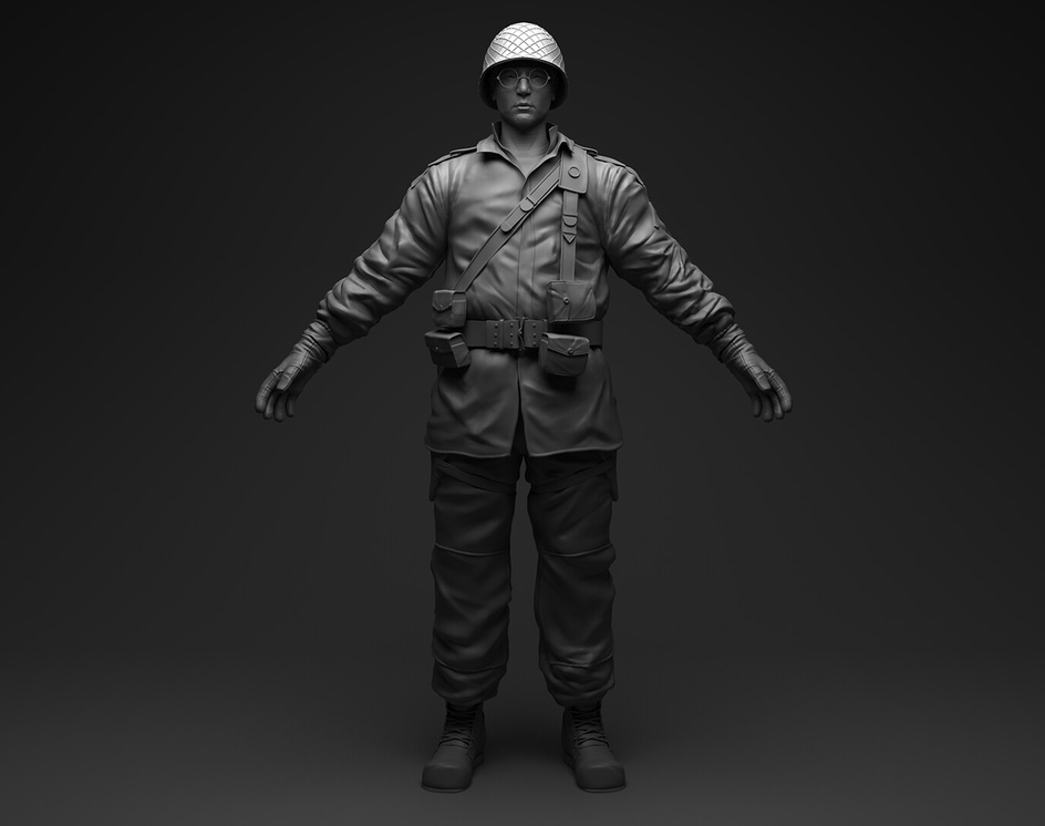 Young Soldier - Tokkun Studioby lucas.gallo