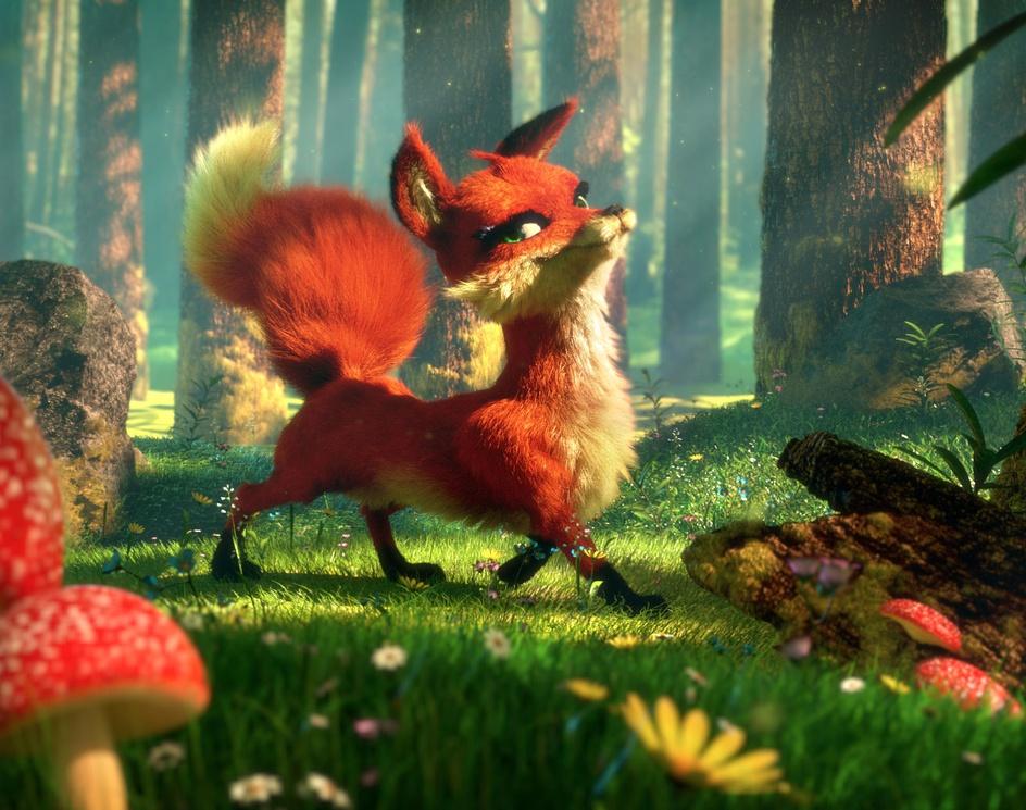 Fox Taleby Ludovic LIEME