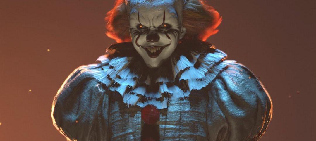 Mert Erguden Pennywise the Clown
