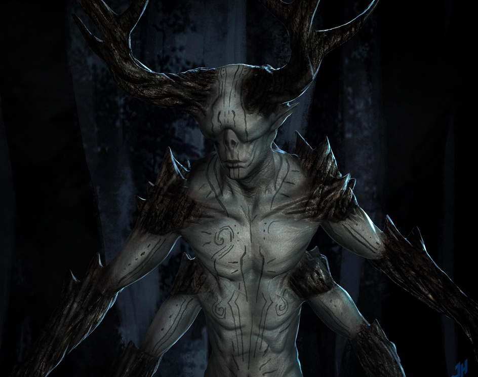 Wooden monsterby Jonathan Hernandez