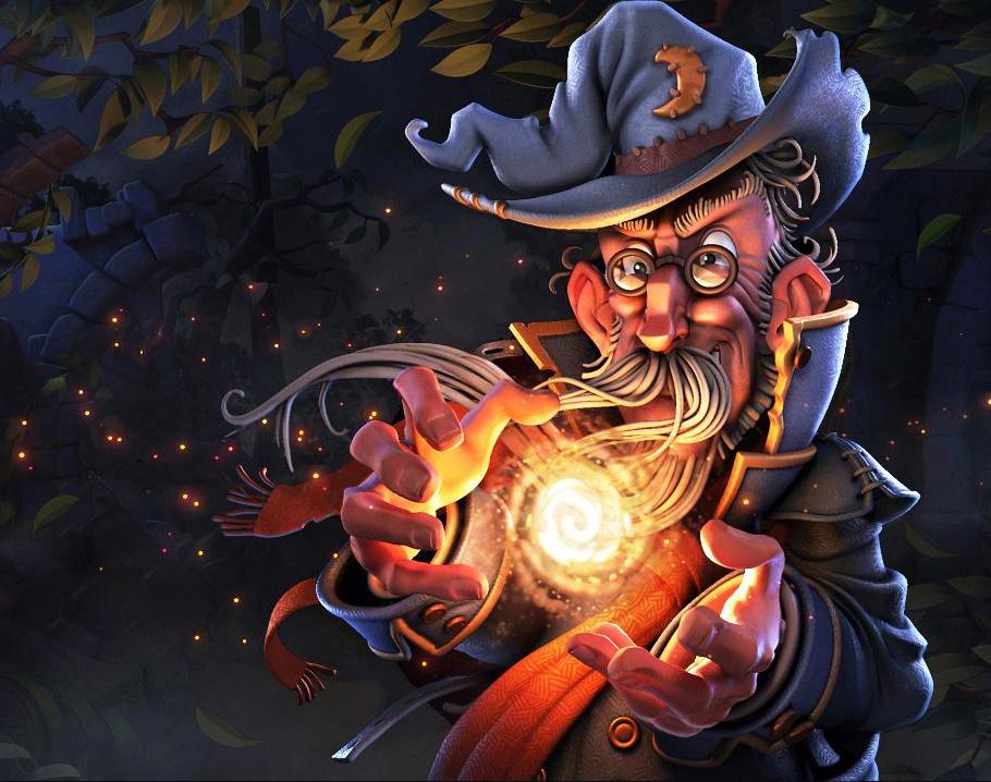Magicianby sormann3d