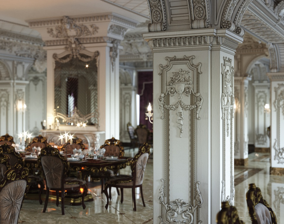 Classic restaurantby Farid - Arjmand