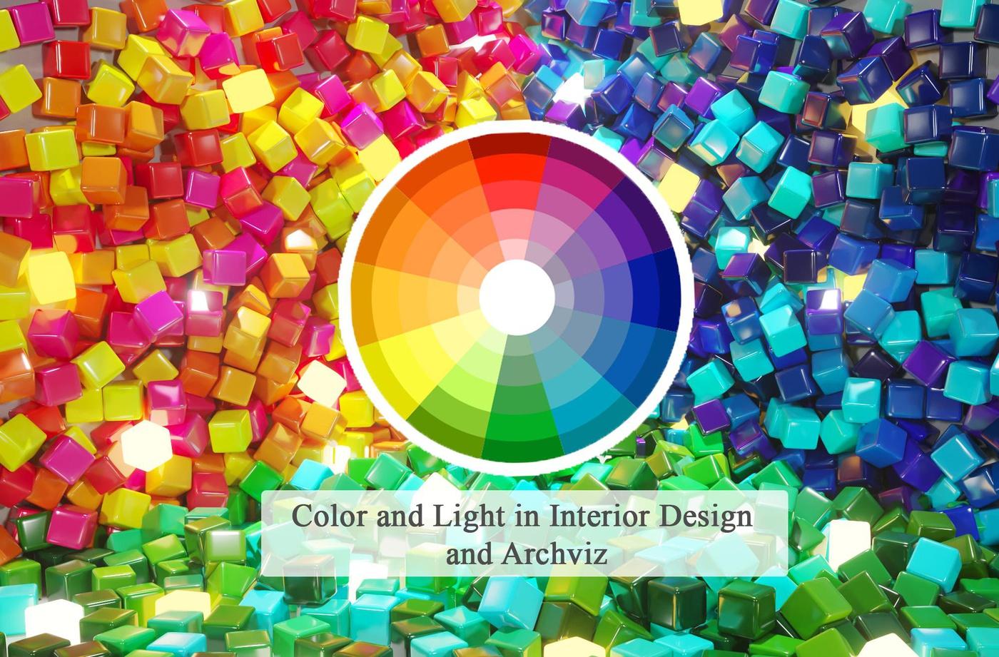 colour light interior design
