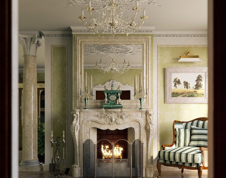 Fireplaceby maksimka1980