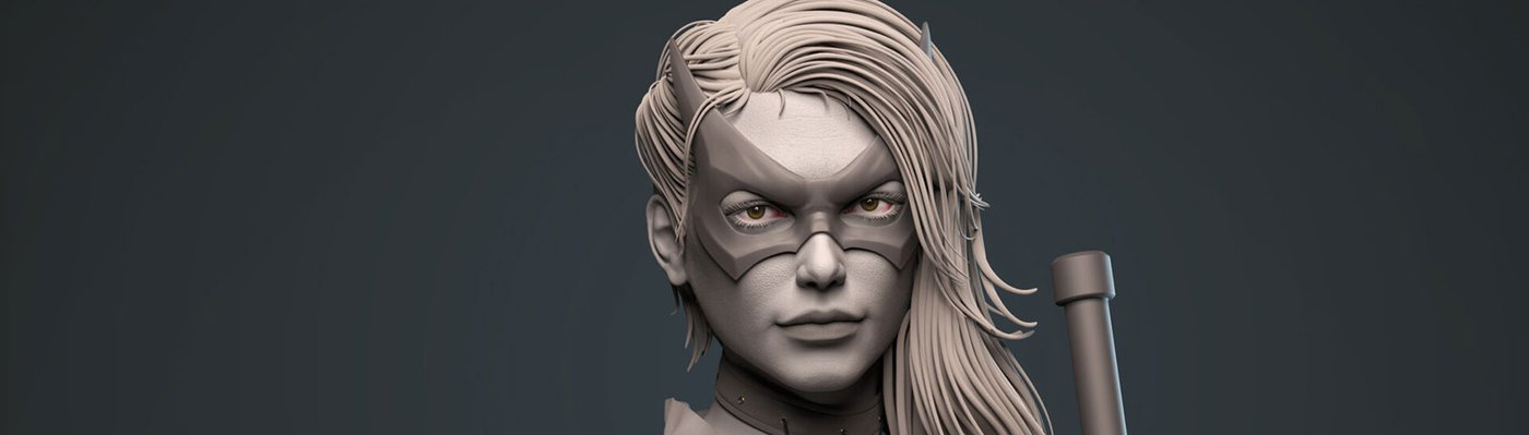 3D character sculpting: a guide · 3dtotal · Learn | Create