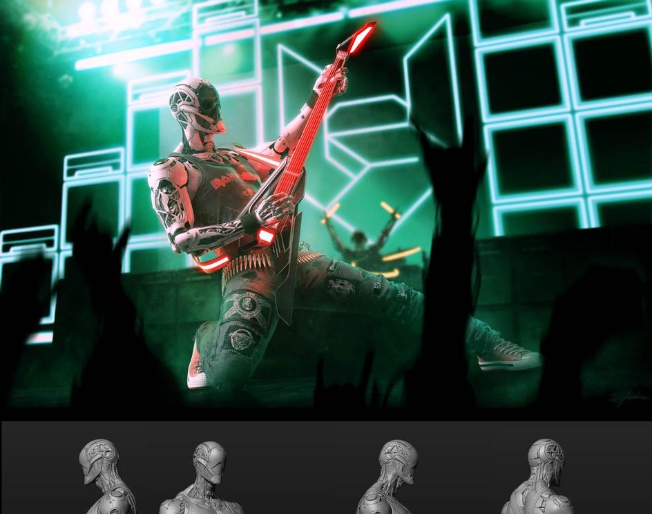 Rockerbotby Marco Splash