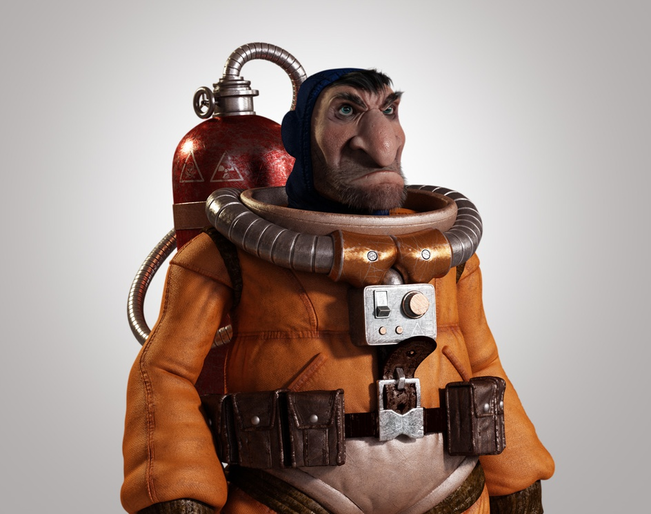 Cosmonautby Marcos Nicacio
