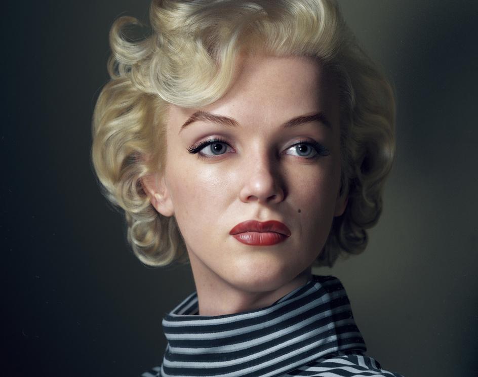 Marilyn Monroeby Hadi Karimi