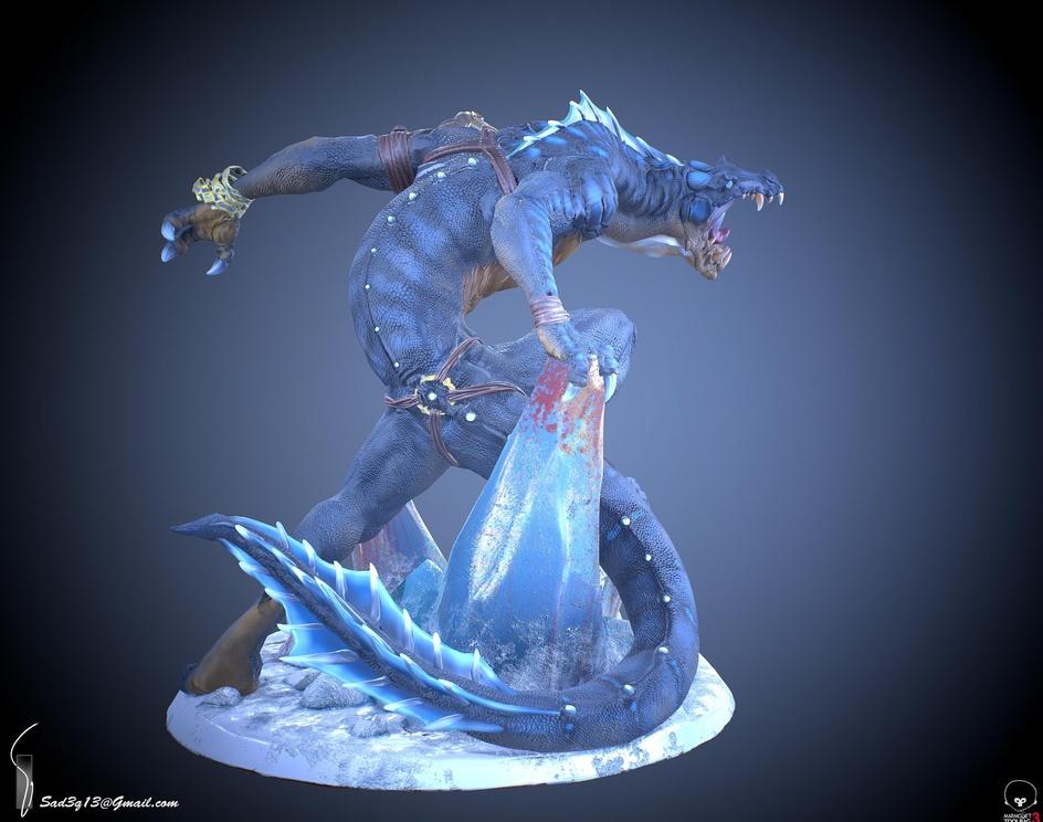 Dragon Lordby Sadeq Hosseini
