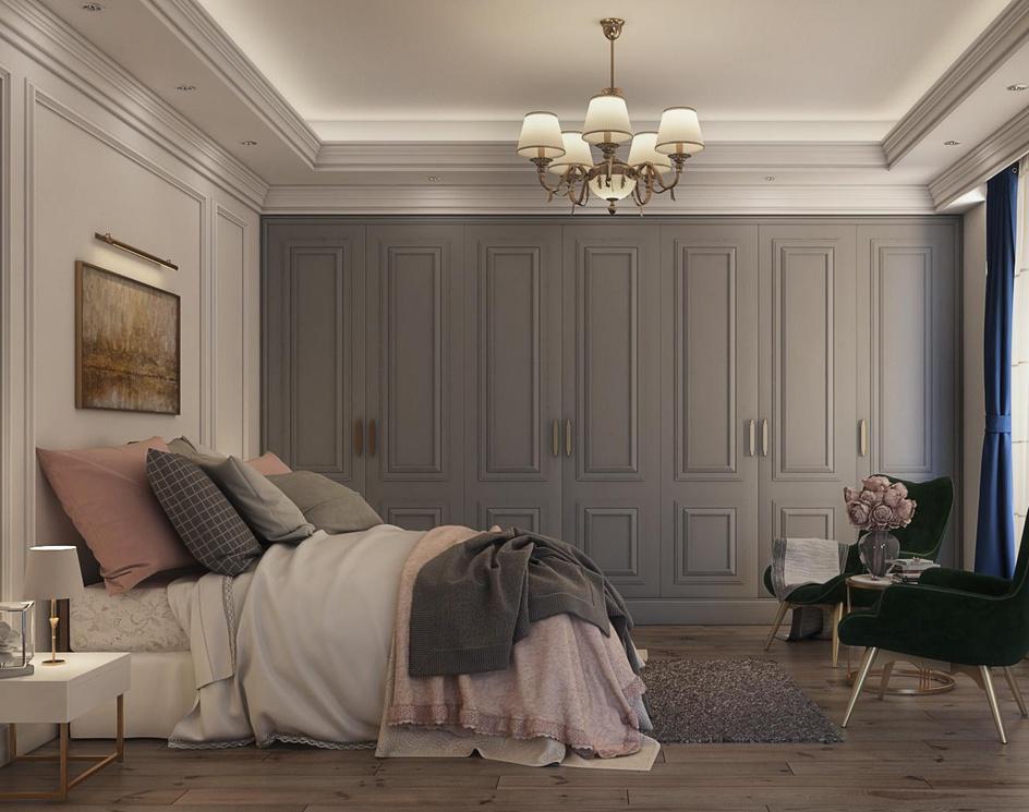 Bedroom designingby Mahdiyeh Azar