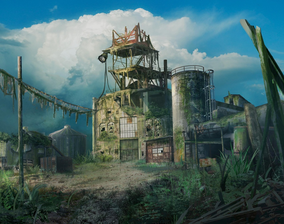 The abandoned Factoryby Hoppie