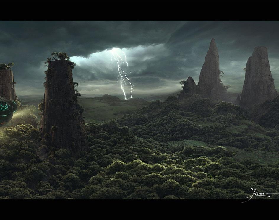 'TerraNova'by dragos jieanu