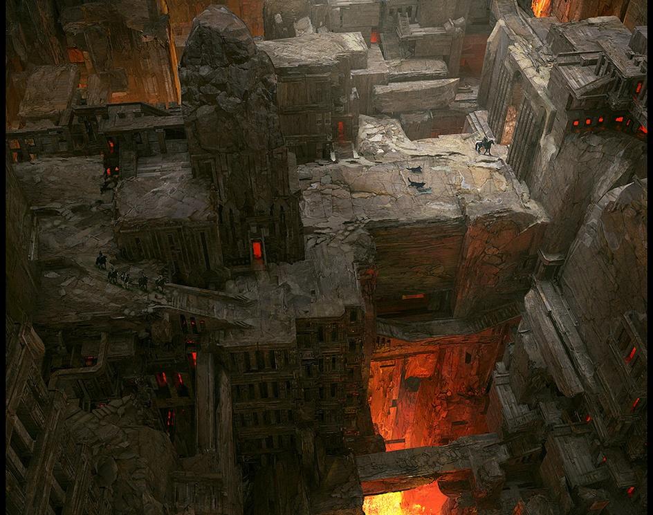 Underworldby dragos jieanu