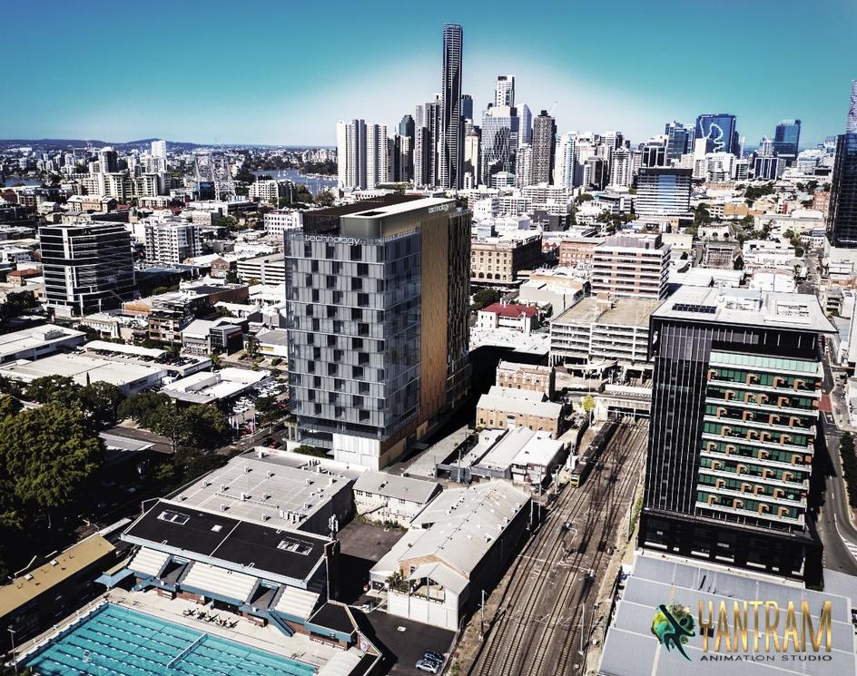 Meet the Yantram real-estate Hi-rise Building design  of the Architectural Design Industry, Sydney - australiaby Ruturaj desai