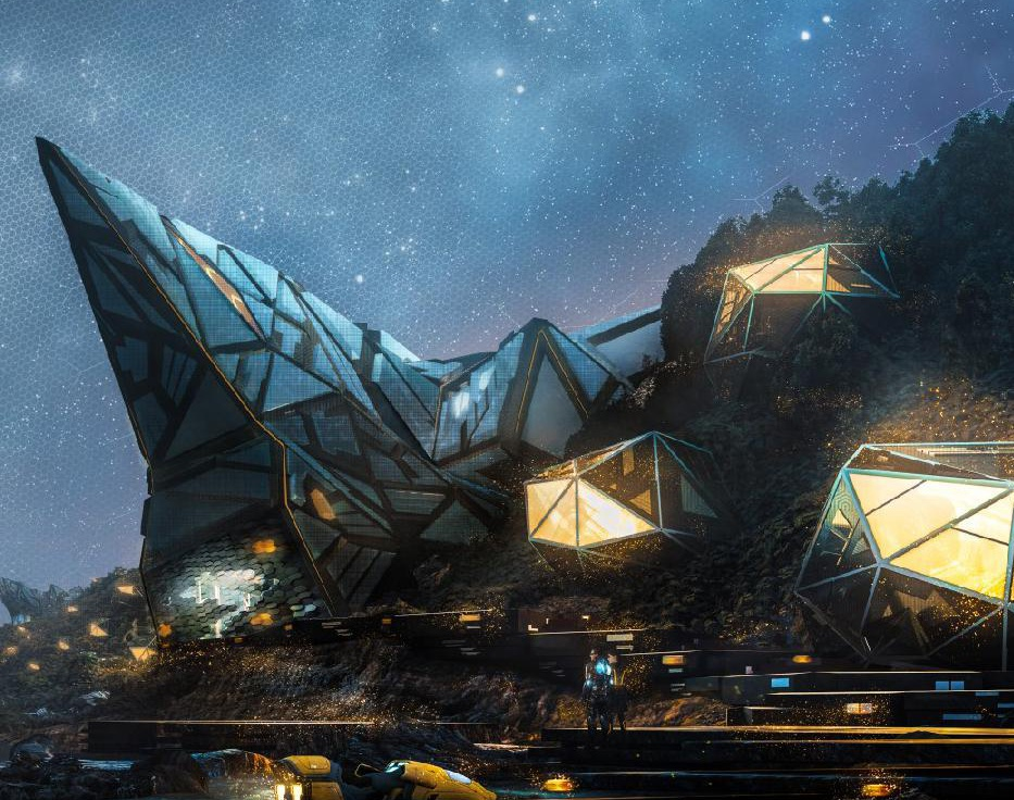 Reminiscence - A Martian's Goodnightby Michael Khoo