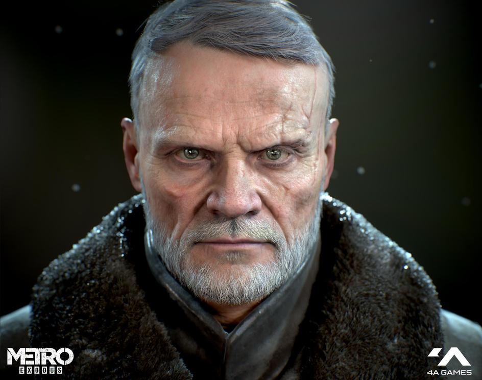 Miller head- Metro Exodusby Gammaun