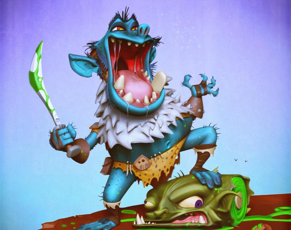 The Goblin Killerby minestorm