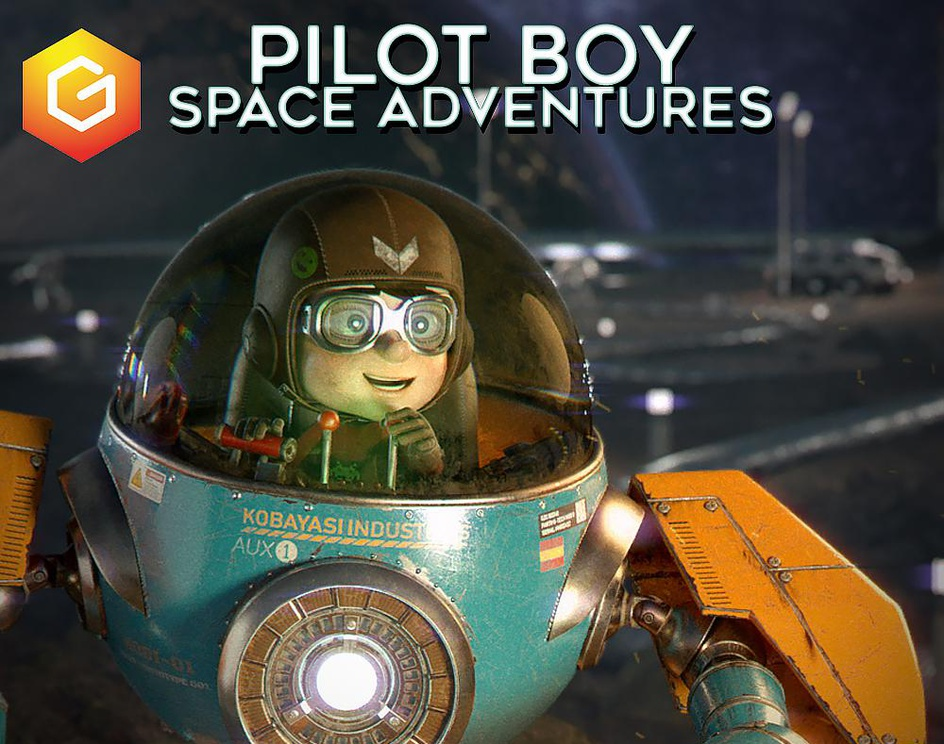 Pilot Boy Makingby german01