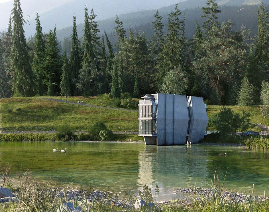 The Lake Houseby Michael