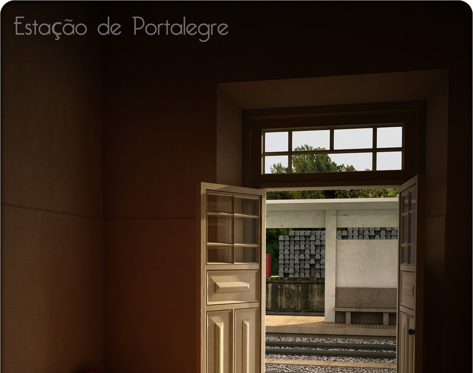 Portalegre Stationby moegdl