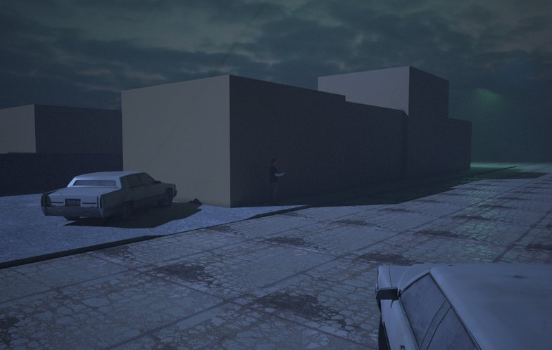 3d rendering and blocking
