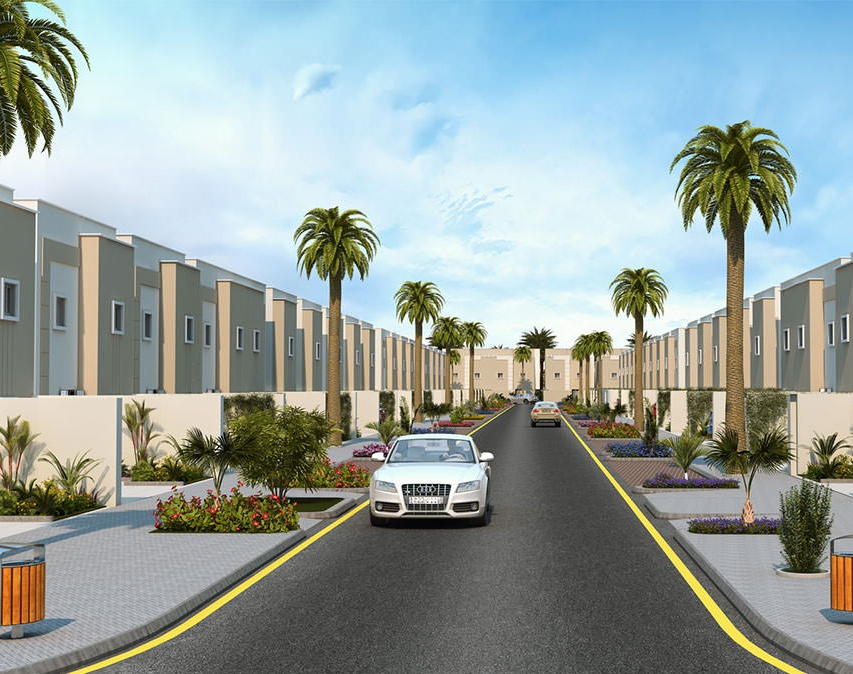 Housing Scheme by MOH - 3D Architectural Visualization by Pixarchby Pixarch Architectural Visualization