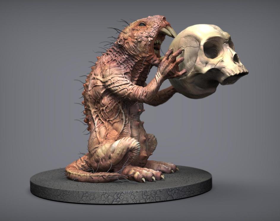 Mole-ratby Chara Taliadorou