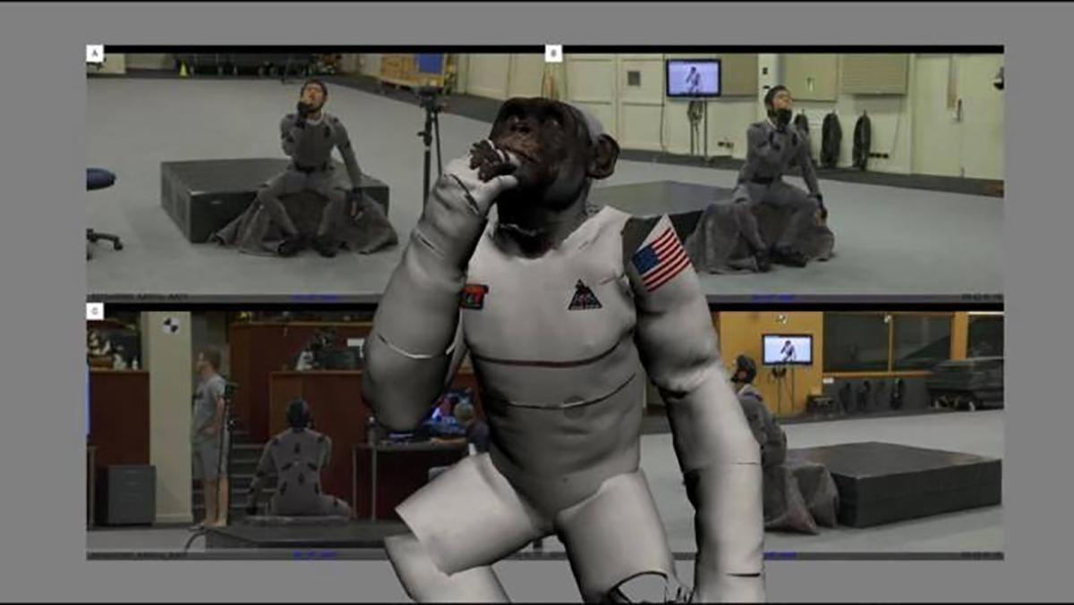 monkey vfx visual effects cgi science fiction