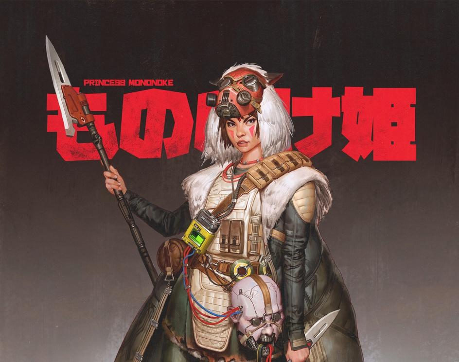 Mononoke (San)by Jude Smith